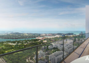Avenue South Residences 99 Years Leasehold Development at Silat Avenue by UOL Group